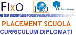 FIxO Placement Scuola - Curriculum Vitae