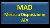 MAD - Messa a Diposizione ATA