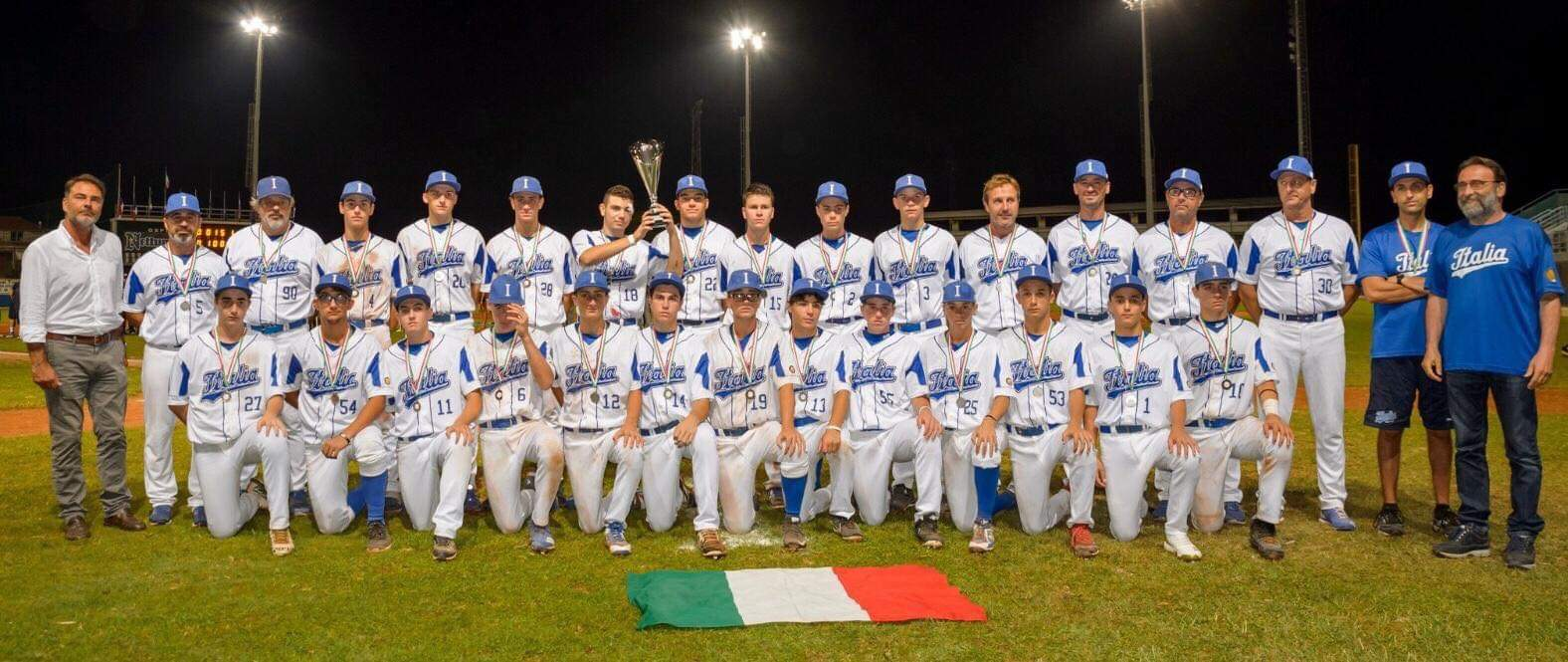 Nazionale Italiana Baseball Under 15