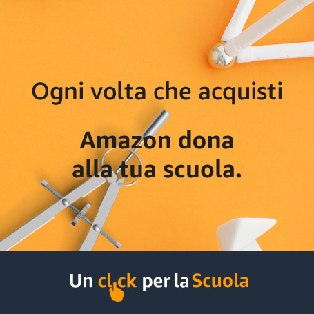 Amazon - Un click per la scuola