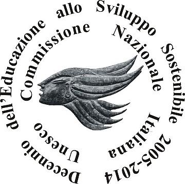 UNESCO - Logo italiano Decennio ESS